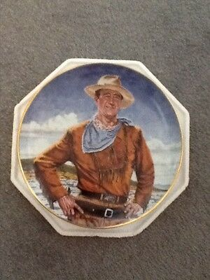 The Duke Plate - A Franklin Mint Heirloom Recommendation