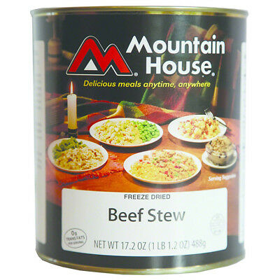 Mountain House 30114 #10 Can Beef