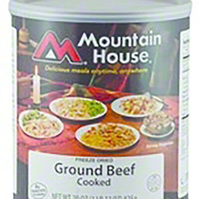 Mountain House 30227 #10 Can Ground