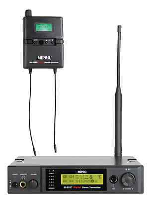 Mipro MI909 Fully Digital Wireless In Ear Monitor System / Global Shipping