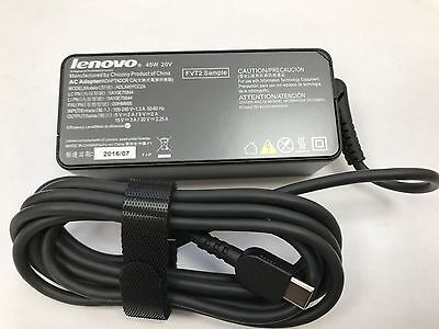 Lenovo 45W USB-C Type-C AC Adapter ADLX45YCC2A SA10E75844 00HM666 For Yoga5 pro