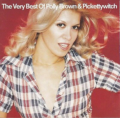 POLLY BROWN & PICKETTYWITCH The Very Best Of CD - New