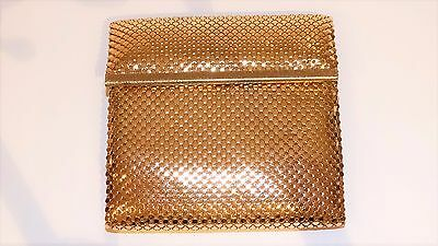 Vintage Original, Authentic, Gold Glomesh, Ladies Purse / Wallet, New Never Used