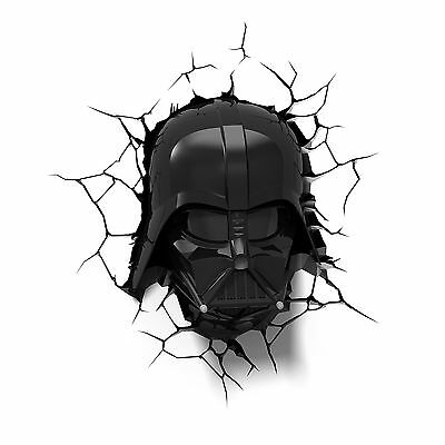 Lampade da muro 3D Star Wars - Darth Vader (Y2I)