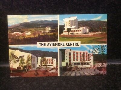 The Aviemore Centre 60s Postcard