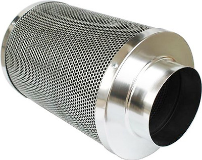iPower GLFILT8M Air Carbon Filter and Odor Control with Australia Virgin Charcoa