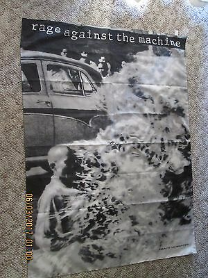 Rage against the machine Textile Poster Flag 31w 41 long