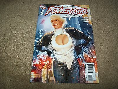 Power Girl 1 Rare Adam Hughes Variant Hard To Find 1St Print!