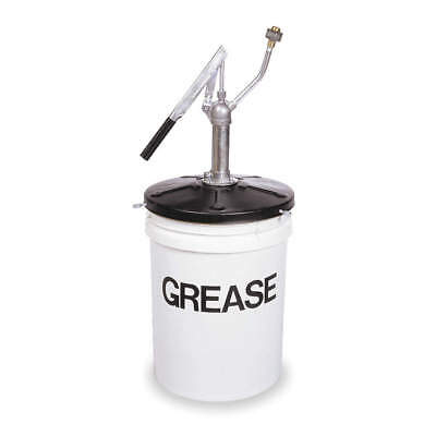 LEGACY Grease Gun Filler Pump,35 lb./5 gal., L3065