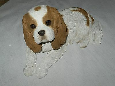 Large SANDICAST Cavalier King Charles Spaniel, Red 1997, # 420