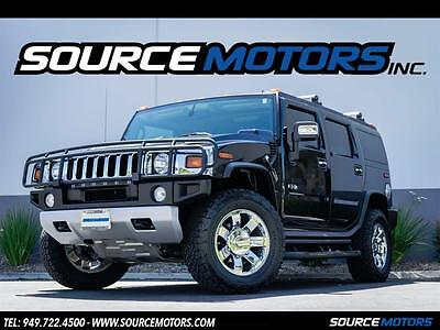 "2009 Hummer H2 Luxury 2009 Hummer H2 Luxury, Navigation, 3rd Row, 20"" Wheels, Back up Camera, 20"" Whls"