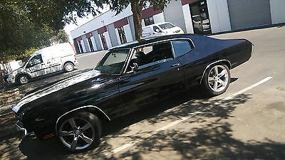 1970 Chevrolet Chevelle  PRO TOURING LS1 6 SPEED 1970 CHEVELLE CUSTOM DAILY DRIVER!