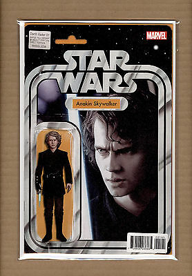 Darth Vader #1 JTC EXCLUSIVE Anakin Skywalker Action Figure LIMITED 3000 NM/NM+