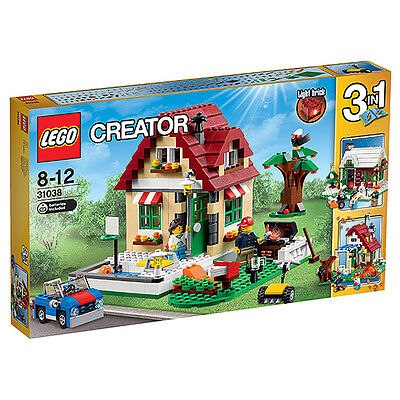 Brand New Sealed LEGO CREATOR CHANGING SEASONS 31038 3 IN 1