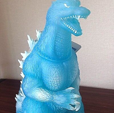 Bandai Movie Monster Series only for theaters Godzilla 2005  sky blue color
