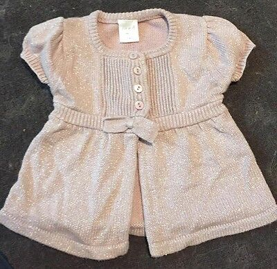 Seed Knitted Top Size 6-12 Months