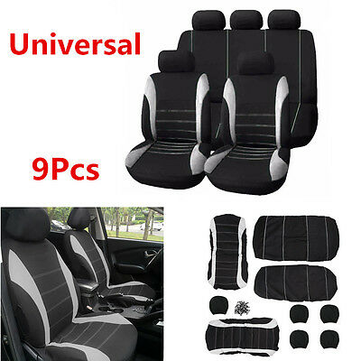 Universal New 9x Car Styling Seat Cover for Crossovers Car Interior Accessories
