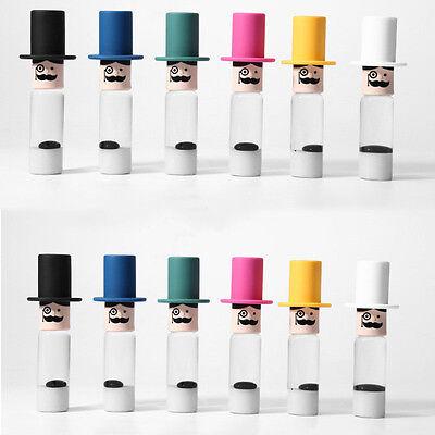 New Magician Ferrofluid Toy Magnetic Display in Glass Bottle Puzzle Game Toy