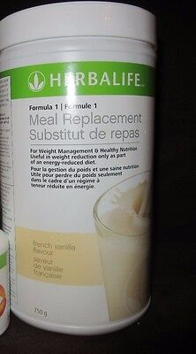 Herbalife Protein Shake 750 g (5 FLAVORS AVAILABLE) - Delicious & Nutritious