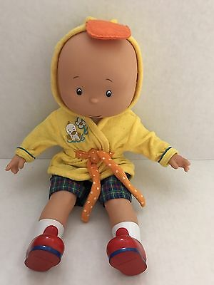 Classic Caillou Talking Doll