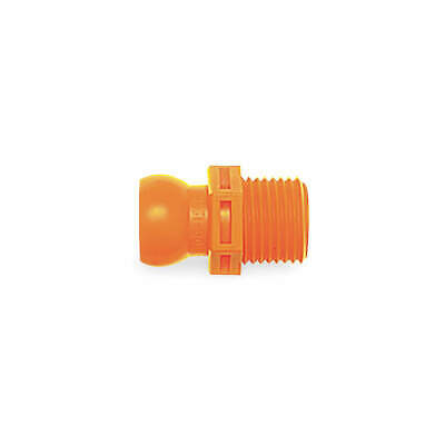 LOC-LINE Connector,1/2 In,Pk4, 51805
