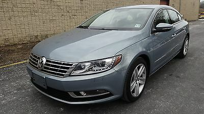 2013 Volkswagen CC Sport 2013 Volkswagen CC Sport LED ONE OWNER FULL SERVICED GREAT CONDITIONS LIKE NEW!