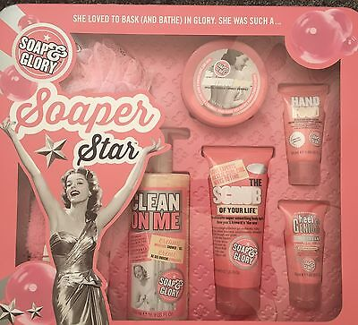 Soap and Glory Gift Set Brand New