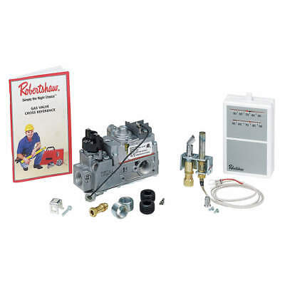 ROBERTSHAW Gas Valve Kit,Low Capacity,70,000 BtuH, 710-296