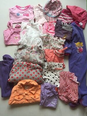 Girls Clothes Size 2: Snugglebum, Tiger Lily, Sprout Jumper, Cotton On Jacket,