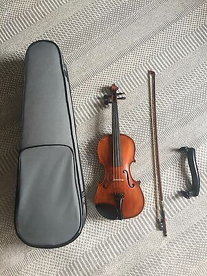 Enrico Student Extra Full Size Violin *EXCELLENT CONDITION* With Case And Rest