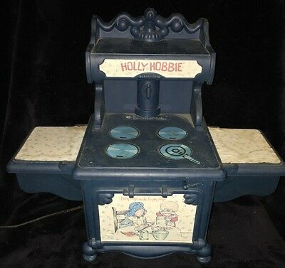 Vintage 1970's Coleco Holly Hobbie Electric Toy Stove American Greeting Corp