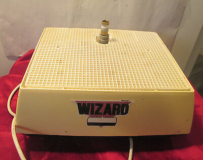 a135) INLAND Wizard Plus Diamond Router Grinder W/Lots Of Extras