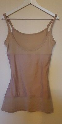 Mamaway Postnatal Compression Under Bust Shaper Tank in Nude (Size L) - AS NEW