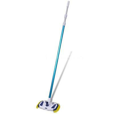Pool Cleaning Tool Vacuum with Telescopic Pole and Hose J9R0