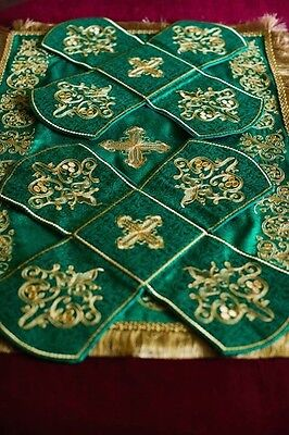Chalice Covers Veils Orthodox  Tradition  Embroidered