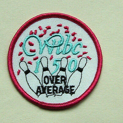Bowling Patch - WBC 150 Over Average