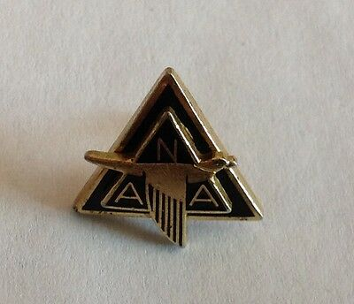 Vintage North American Aviation (NAA) Company Service Pin Rockwell Boeing