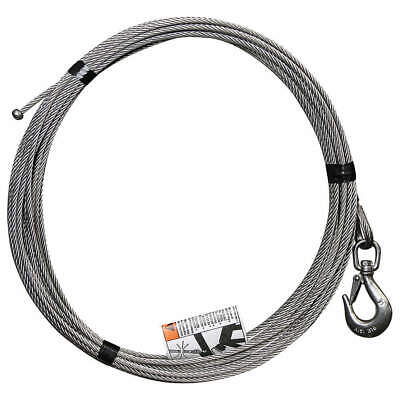 OZ LIFTING PRODUCTS Cable,Stainless Steel,800 lb., OZSS.19-80B