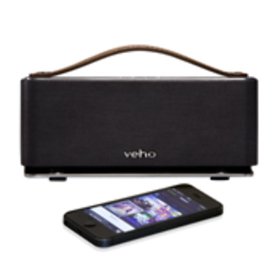 NEW Veho M6 360° Mode Retro Wireless Bluetooth Speaker