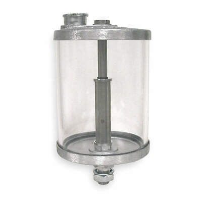 LDI INDUSTRIES Acrylic Gravity Feed Oil Reservoir,1/2 gal., R112-08F
