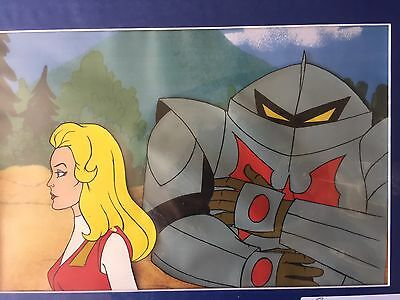 She Ra Animation Production Cel