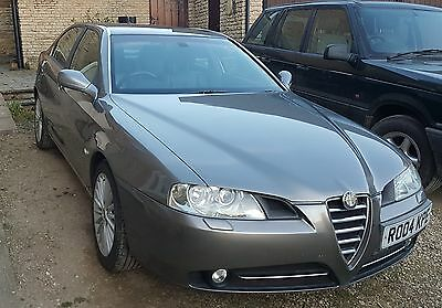 Alfa Romeo 166 3.2 Manual Lusso 2004 with New Cambelt FSH
