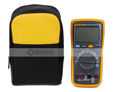 AU Fluke 18B+ Plus AC DC Voltage Current Digital Multimeter With Soft Case