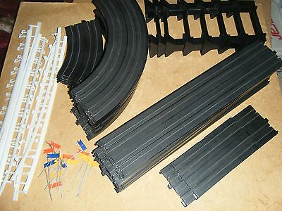 Bulk lot of life like track for slot cars