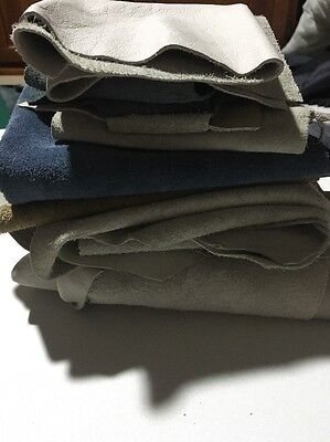 Genuine Leather Offcuts/scraps Approximately 1kg