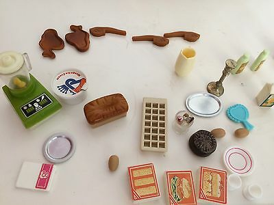 Actuall Sindy Doll Groceries  & Food Vintage