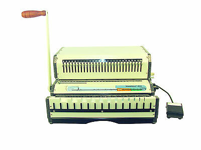 WireBind 2E Electric Wire Binding Machine