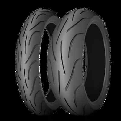 Satz Michelin Pilot Power 180/55 ZR 17 (73W) & 120/70 ZR 17 (58W)