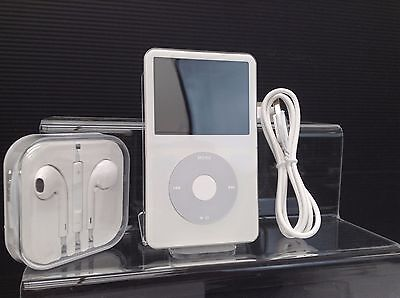 Apple iPod Classic Video 5th Generation White (30GB) - PRISTINE