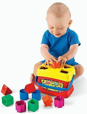 Fisher Price Toys Set For Baby Educational Bundle for Toddler Infant Fun Blocks